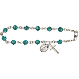 RB9506 Series Rosary Bracelet<br>Available in 20 Colors