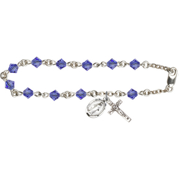 RB9550 Series Rosary Bracelet<br>Available in 13 Colors