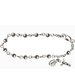 RBI0056 Series Infant Rosary Bracelet