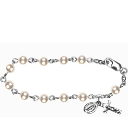RBI0293 Series Infant Rosary Bracelet
