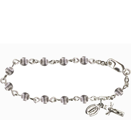 RBI0836 Series Infant Rosary Bracelet